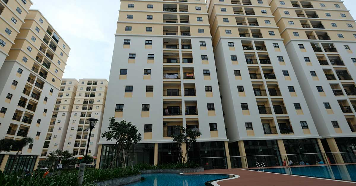 Bán lại căn hộ Cityland Park Hills Tháp P1, Lầu 10, 3PN